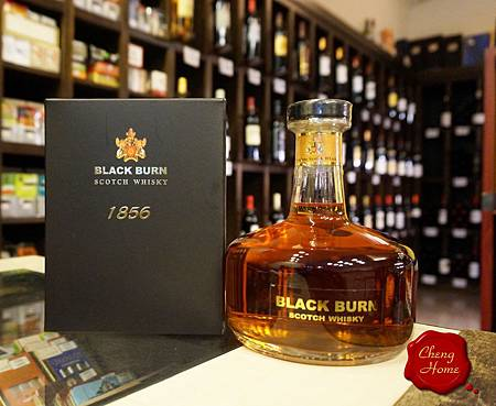 1856炭燒調和蘇格蘭威士忌 Black Burn 1856 Premium Blended Scotch Whisky