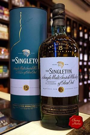 蘇格登THE SINGLETON 15Yo亞版單一純麥威士忌