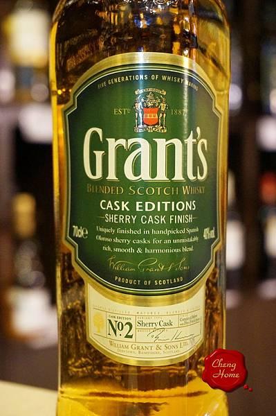 Grant's Sherry(標)02
