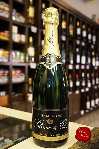 法國 帕瑪陳年香檳2004' Champagne Palmer & Co Brut Millesime 2004