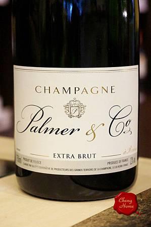法國 帕瑪精選香檳(標)