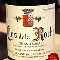 Domaine Armand Rousseau Père et Fils Clos de la Roche 2003'(標)