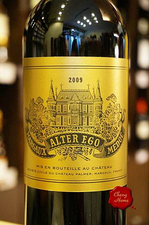法國 帕瑪酒莊副牌Alter Ego de Palmer, Margaux 2009'(標)
