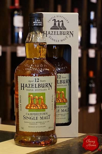 赫佐本12年單一威士忌