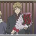 那把花--你是要求婚嗎XD