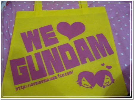 we ˇ GUNDAM