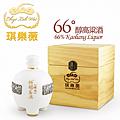 琪樂薇66度醇高粱酒 ChyiLehWei 66% ABV Kaoliang Liquor Chinese Baijiu