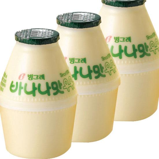바나나우유240ml