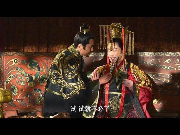 12-2鴻門宴之秦王拿刀威脅楚王01