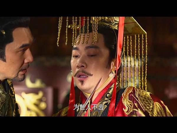 12-2鴻門宴之秦王拿刀威脅楚王09