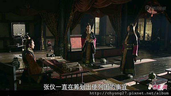 40秦王冤枉張儀01