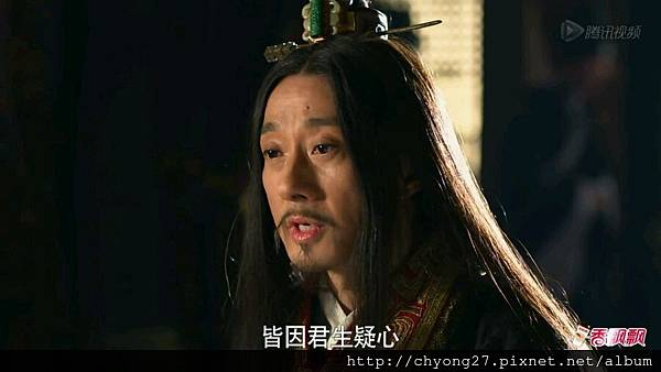 40秦王冤枉張儀03