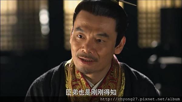52-02告知樗裡疾封贏稷為蜀侯02