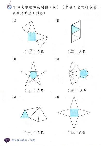 表面積 四 角錐