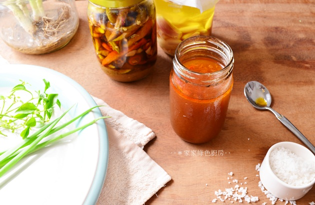 葡萄柚辣醬汁 (6)