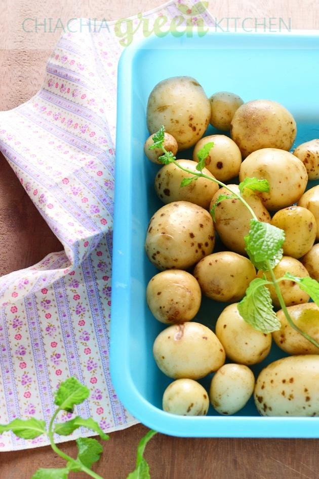 白玉馬鈴薯