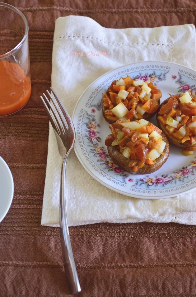 甜胡蘿蔔鑲大香菇 (2)-01