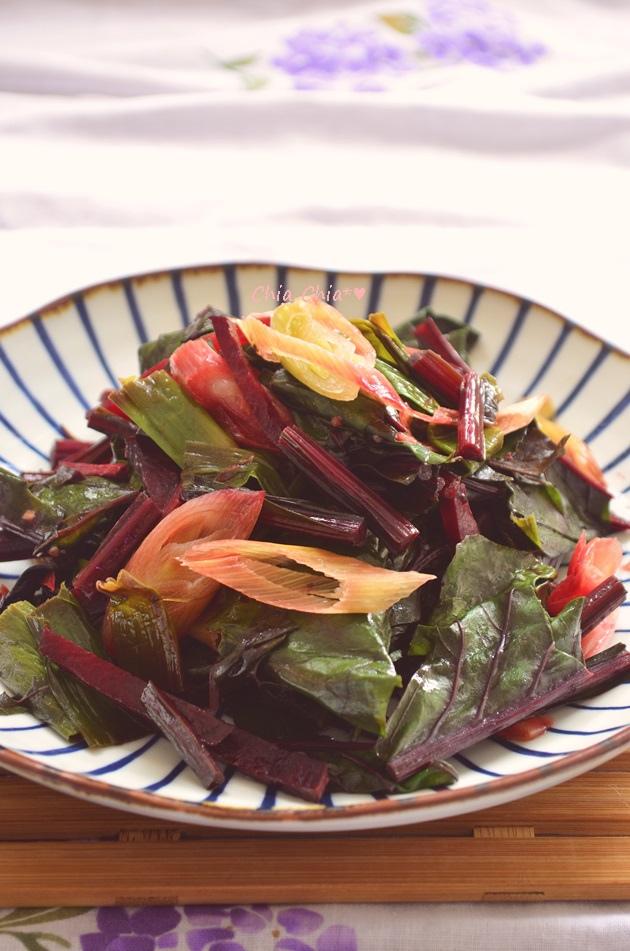 蒜苗煨甜菜 (1)-01