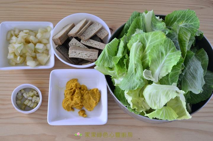 疊煮豆乾高麗菜苗 (3).JPG