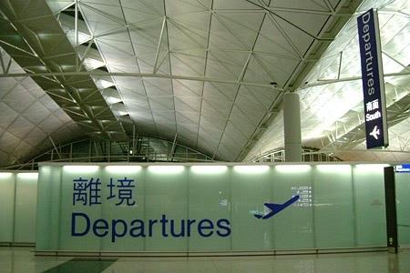 機場的空白3