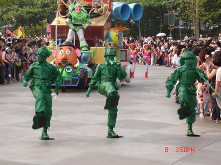 綠色小尖兵