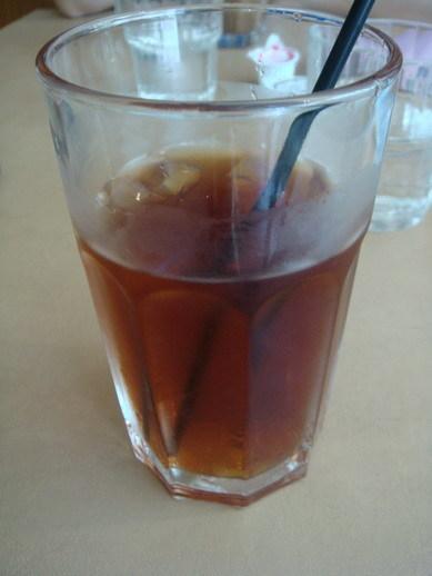 附餐飲料-冰紅茶