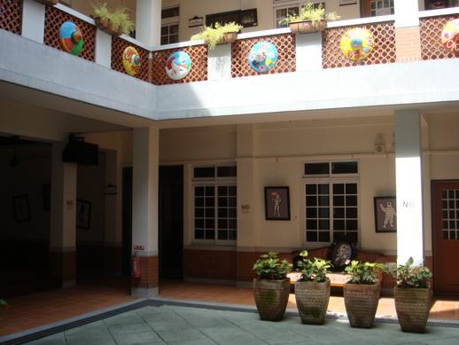 展覽會館內部