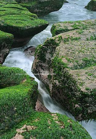 石門-老梅綠石槽