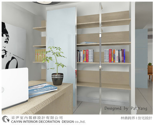 台中室內設計-系統櫃-系統櫃設計-書櫃-朵瓦櫥櫃 (17).jpg