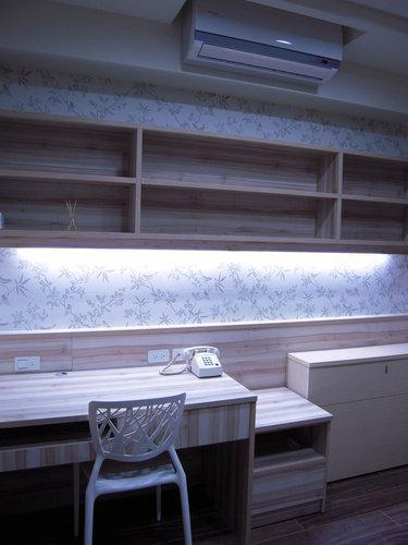 台中室內設計-系統櫃-系統櫃設計-書櫃-朵瓦櫥櫃 (18).jpg