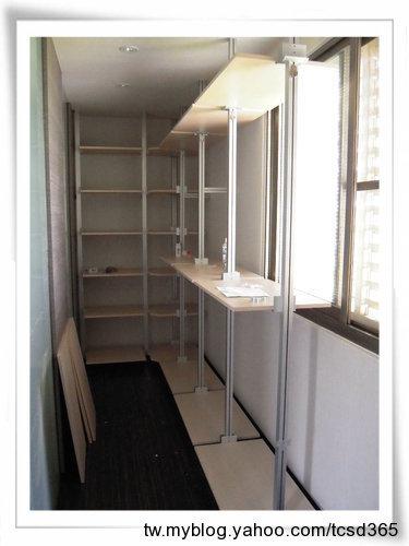台中室內設計 系統櫃設計 開放式更衣室設計 (2).jpg