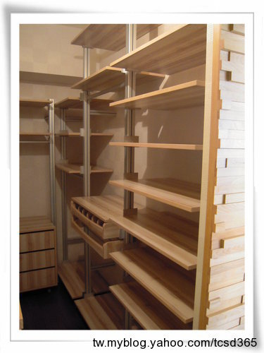 台中室內設計 系統櫃設計 開放式更衣室設計 (11).jpg
