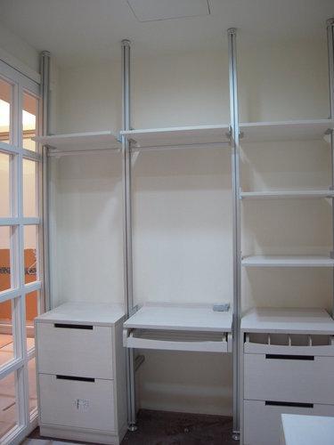 台中室內設計 系統櫃設計 開放式更衣室設計 (14).jpg