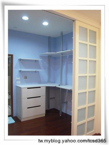 台中室內設計 系統櫃設計 開放式更衣室設計 (13).jpg
