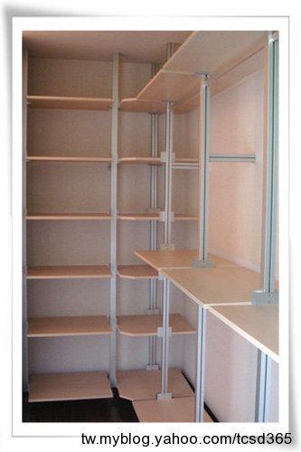 台中室內設計 系統櫃設計 開放式更衣室設計 (17).jpg