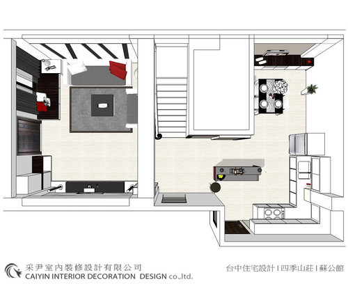 系統櫃設計  客廳設計 餐廳設計  小孩房設計  主臥室設計  更衣室設計.jpg