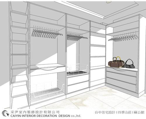 系統櫃設計  客廳設計 餐廳設計  小孩房設計  主臥室設計  更衣室設計11.jpg