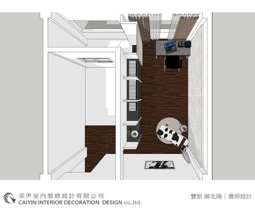 客廳設計、餐廳設計、神明廳設計、孝親房設計、書房設計9.jpg