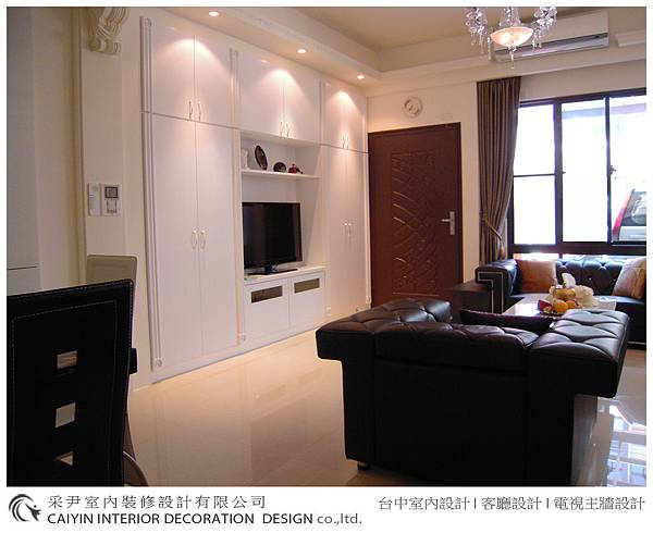 智力拼圖 - 003電視主牆設計.jpg