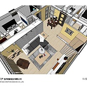 中部系統櫃家具-系統櫃設計-書櫃收納櫃-老屋翻新-居家規劃 (4)