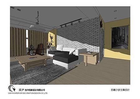 中部系統櫃家具-系統櫃設計-書櫃收納櫃-老屋翻新-居家規劃 (5)