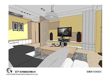 中部系統櫃家具-系統櫃設計-書櫃收納櫃-老屋翻新-居家規劃 (8)