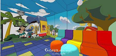 台中室內設計 兒童房設計 系統櫃衣櫃設計 住宅設計  (7).jpg