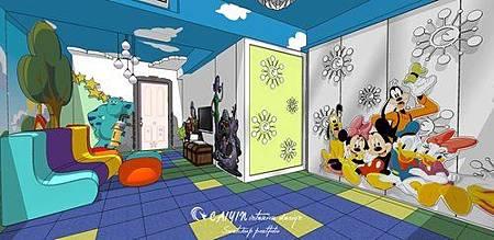 台中室內設計 兒童房設計 系統櫃衣櫃設計 住宅設計  (6).jpg