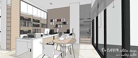 台中系統櫃 居家裝潢 天花板裝潢 電視牆設計 (1).jpg