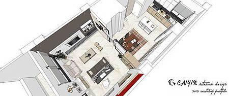 客廳裝潢  居家裝潢 室內設計  天花板造型 餐廳裝修 (3).jpg