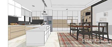 客廳裝潢  居家裝潢 室內設計  天花板造型 餐廳裝修 (5).jpg