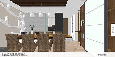 朵瓦櫥櫃 居家裝潢 臥室設計 和室書房設計   書櫃裝潢 (4).jpg