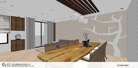 朵瓦櫥櫃 居家裝潢 臥室設計 和室書房設計   書櫃裝潢 (7).jpg