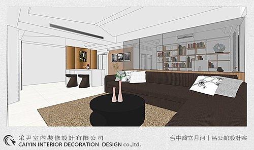 台中室內設季居家裝潢 臥室裝潢 天花板裝潢 (4).jpg